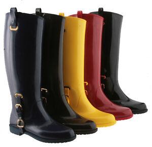 Ralph-Lauren-Odette-Rubber-Rain-Boots-Womens