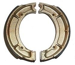 Yamaha YFM400FW Big Bear 4x4 ATV Rear Brake Shoe 2000-2002