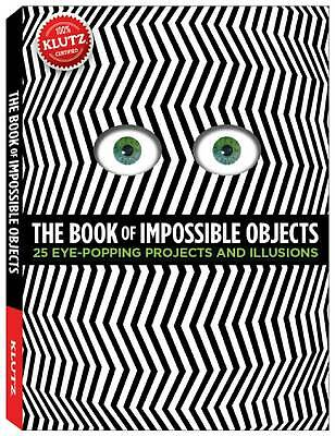 The Book of Impossible Objects (Klutz), Chorba, April, Very Good Book