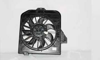 TYC 610390 A/C Condenser Cooling Fan Assembly New with Lifetime Warranty