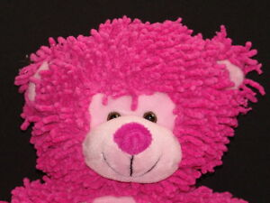 Dreadlocked dave and busters d amp b plush bear prize stuffed animal