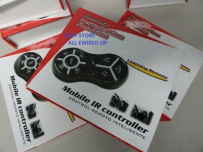 Car Audio and Video Steering Wheel Mount Universal Remote Control US SHIP