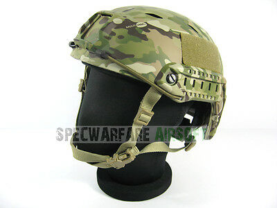 Emerson BJ Type Helmet Multicam For Airsoft wilcox mich aor1 EM5659D