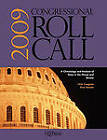 Congressional Roll Call 2009 by SAGE Publications Inc (Paperback, 2010)