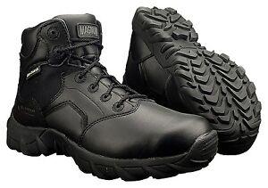 Magnum-5372-COBRA-6-0-WPI-Black-Mens-Waterproof-Work-Boot-Shoe-NIB-New-In-Box