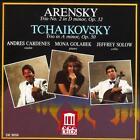 Arensky: Trio No. 2 in D minor, Op. 32; Tchaikovsky: Trio in A minor, Op. 30