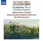 Charles Villiers Stanford - Sir : Symphony No. 1; Clarinet Concerto (2008)