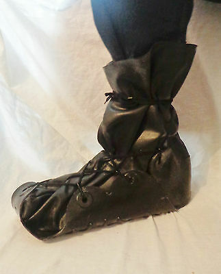 British Army NBC Genuine Overboots Festivals Gardening Equestrian sizes S,M,L