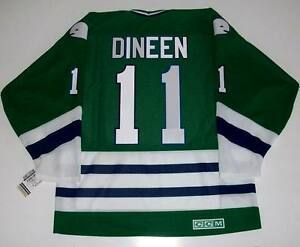 ... Image is loading KEVIN-DINEEN-HARTFORD-WHALERS-CCM-VINTAGE-JERSEY ... 869bfe5ca