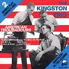 American Troubadours by The Kingston Trio (CD, May-1989, Pair)