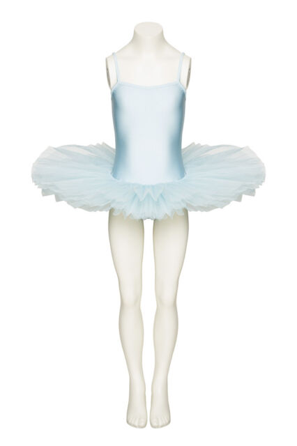 Pale Blue Dance Ballet Full Tutu Costume Outfit By Katz Dancewear All Sizes