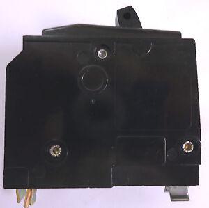 Square D FL-11 Type Q0 Cricuir Breaker 2 Pole 120/240VAC