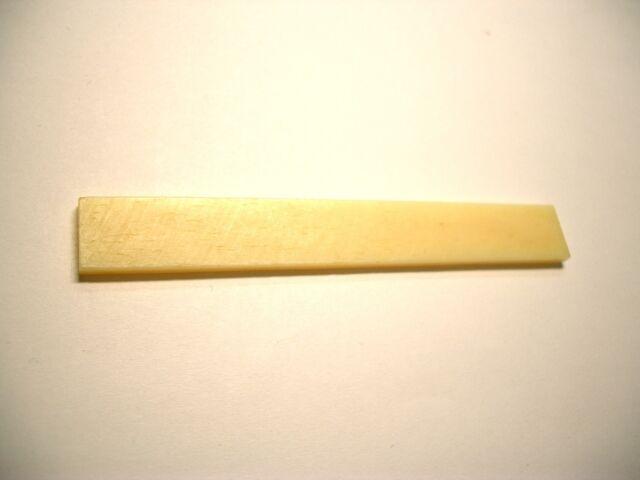 göldo Steg-Rohling Vintage Bone Bridge Inlay 90 x 12 x 2,5 mm