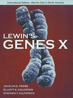 Lewin's Genes X-ExLibrary