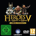 Heroes Of Might And Magic V - Gold Edition (PC, 2009, Jewelcase)