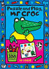Puzzle and Play, Mr. Croc: 1 by Jo Lodge (Paperback, 2013)