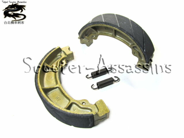 BRAKE SHOES for SYM  Fiddle II 151 11 VS 150 06-11 Rear VMS17