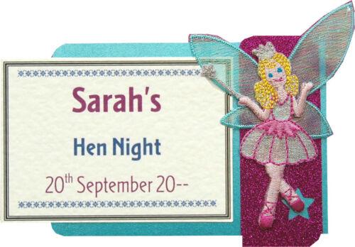 5 Design Options HNX2 LARGE Personalised Purple Hen Night Party Keepsake Box