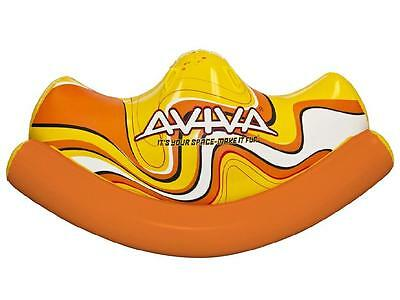 AVIVA® 7' Inflatable TEETER TOTTER 2 Person POOL Lake ROCKING Water FLOAT *NEW