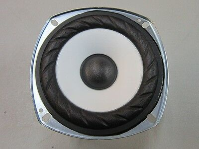 """NEW SONY 4"""" Woofer Speaker.Replacement.8 ohm.four inch pin cushion.Midrange."""