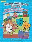 Rhymes, Writing, and Role-play: Quick and Easy Lessons for Beginning Readers by Mary A. Lombardo (Paperback, 2004)