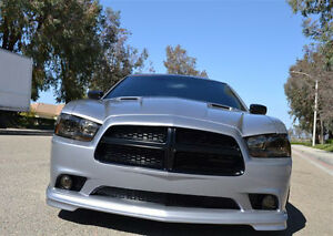 2011 2012 2013 2014 dodge charger complete body kit 5 pc ground effects ebay. Black Bedroom Furniture Sets. Home Design Ideas
