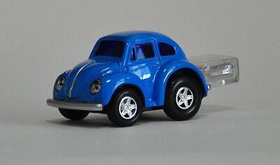 Blue VW Beetle Car USB Flash Drive 4 GB