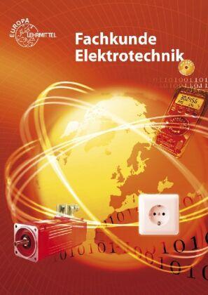 Fachkunde Elektrotechnik (2008, Taschenbuch)