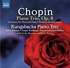 Frederic Chopin - Chopin: Piano Trio, Op. 8; Variations for Flute & Piano (2011)