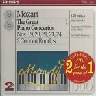 Wolfgang Amadeus Mozart - Mozart: The Great Piano Concertos, Vol. 1 (1994)