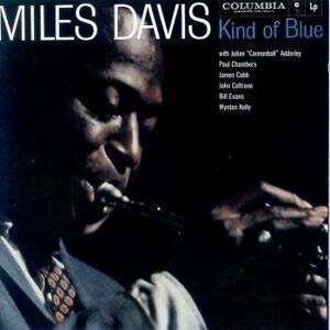 MILES-DAVIS-Kind-Of-Blue-CD-BRAND-NEW-w-Bonus-Track