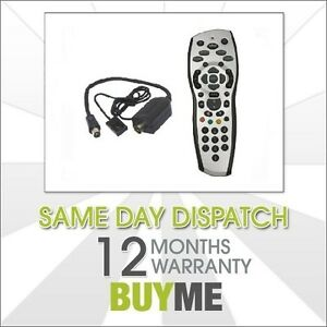 SKY-HD-REMOTE-REV-9-WITH-FLATSCREEN-MAGIC-EYE-TV-LINK-12-MONTH-WARRANTY-BUYME