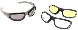 Padded-Motorcycle-Glasses-Interchangeable-Lenses-Clear-Dark-Night-Driving-Set