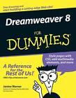 Dreamweaver 8 For Dummies by Janine Warner (Paperback, 2005)