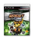 Ratchet & Clank Trilogy (Sony PlayStation 3, 2012)