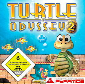 Turtle Odyssey 2 (PC, 2008, Jewelcase)