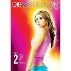 Carmen Electras Fit to Strip (DVD, 2004)
