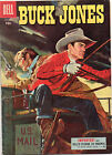 Four Color #652 - Buck Jones (Oct 1955, Dell)