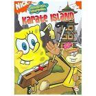Spongebob Squarepants - Karate Island (DVD, 2006)