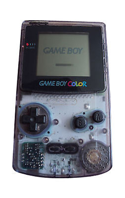 Nintendo Game Boy Color Handheld-Spielkonsole - Klar ...