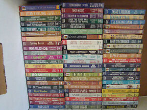 AUDIOBOOK-LOT-OF-50-AUDIOBOOKS-FICTION-BOOKS-ON-TAPE-NEW