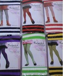 Girls-Striped-Tights-Dance-Costume-Bee-Rag-Doll-Strawberry-Shortcake-Witch