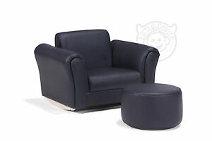 BLACK-LAZYBONES-KIDS-ROCKING-Chair-Seat-Armchair-Sofa-for-Childrens-Childs