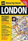 London by AA Publishing (Sheet map, folded, 2012)