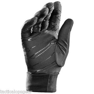New-2012-Under-Armour-Tactical-Winter-Coldgear-Ski-Black-Liner-Gloves-1230769