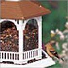 Cherry Valley Feeders Deluxe Gazebo Bird Feeder (Century)