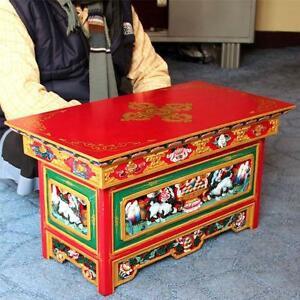 Tibetan monastery home reading teaching puja prayer for Muebles tibetanos