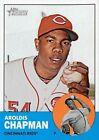 2012 Topps Aroldis Chapman #225 Baseball Card