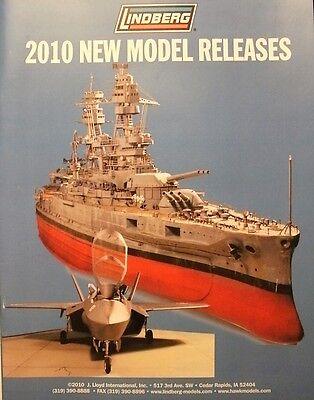 LINDBERG 2010 NEW MODEL RELEASES CATALOG