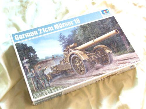 Trumpeter 02314 1/35 German 210mm Morser 18
